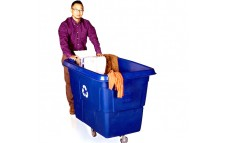 16 cuft. Recycling Truck