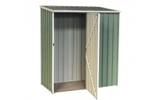 6x3ft Steel Shed