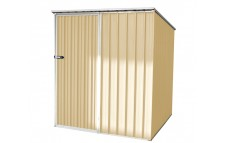 6x6ft Garden Shed