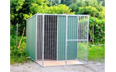6x9ft Mesh Shed & Dog Kennels