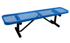 Expanded, Bench, 72inch