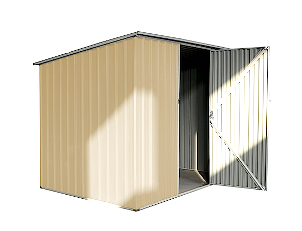 8.5x6ft Garden Shed
