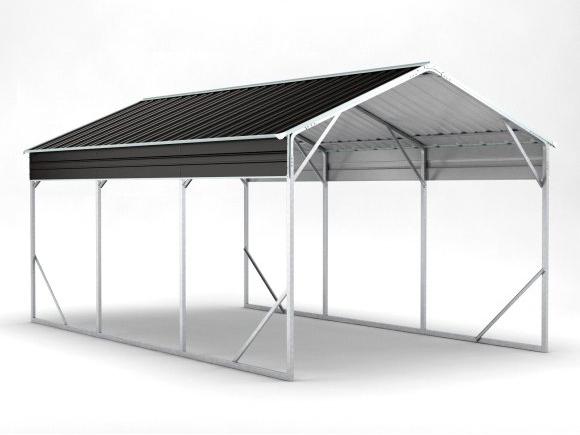 ED6X60-V4,20 x 20ft Vehicle Shelter