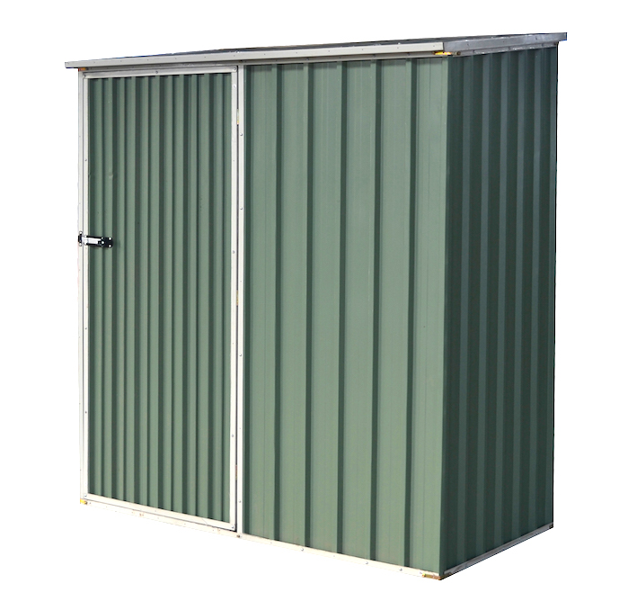6x3ft Steel Shed for sale