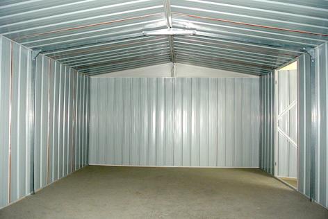 12x14ft Steel Garage for sale
