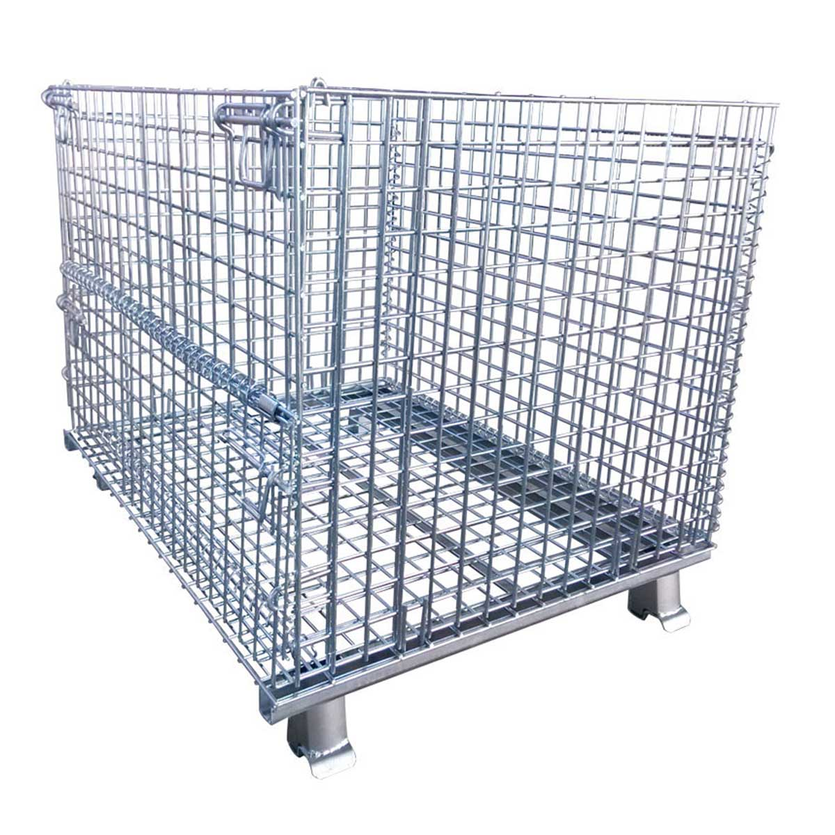 1000LB Folding Wire Container for sale
