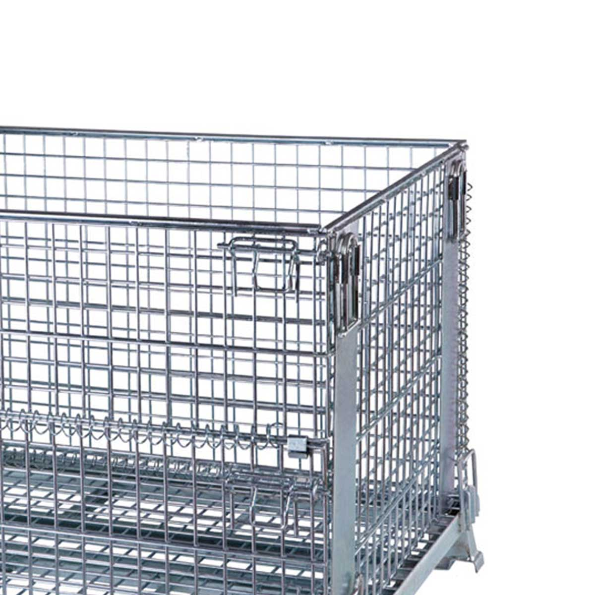 3000LB Folding Wire Container for sale