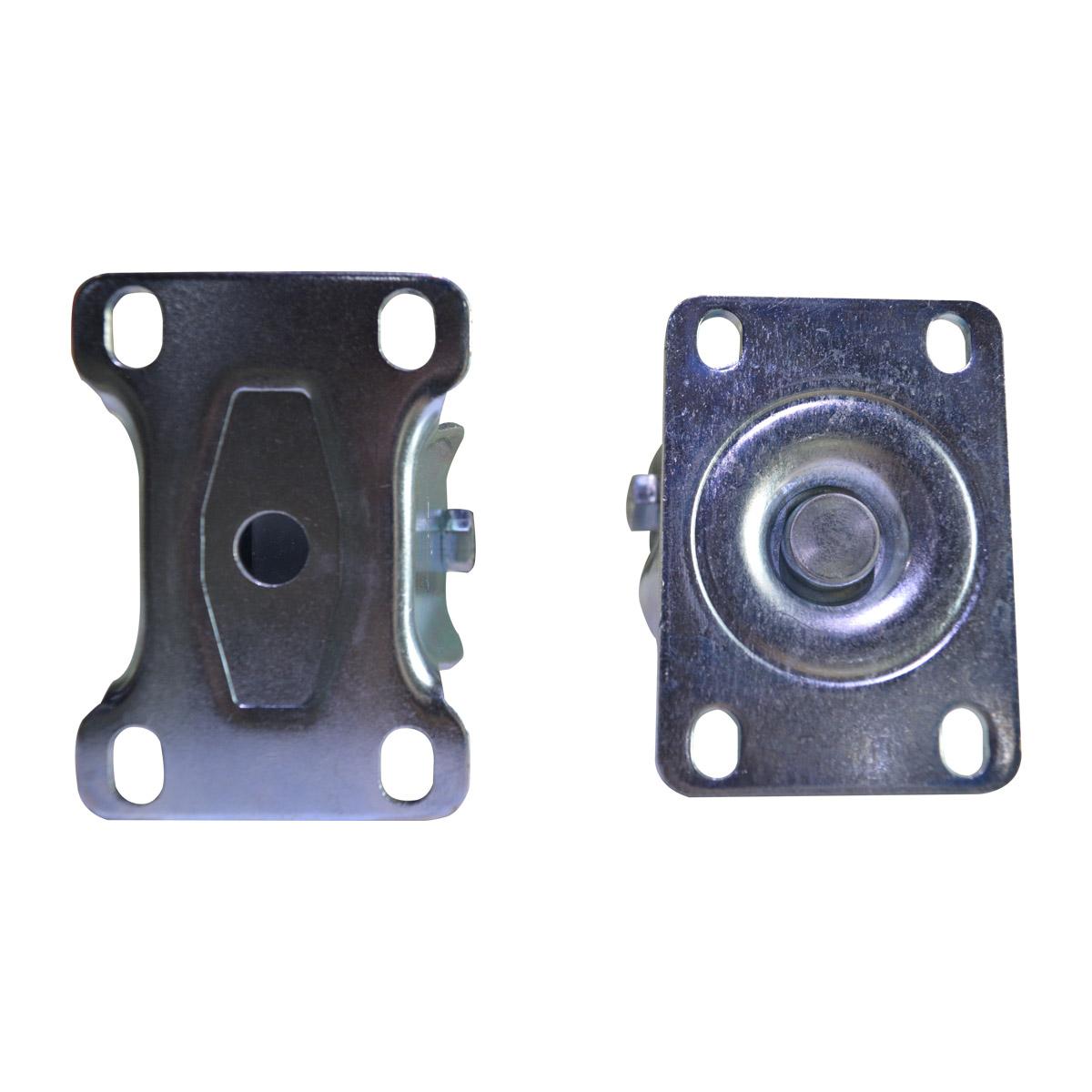 Caster Set (2 Swivel/2 Locking) for sale
