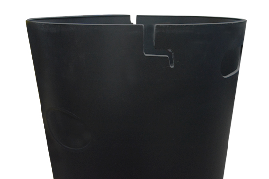 24 Gallon HDPE Trash Can Liner for sale