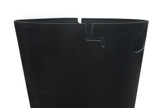 36 Gallon HDPE Trash Can Liner for sale
